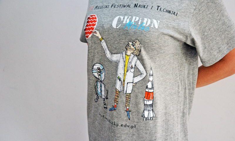 Bawełniane koszulki promocyjne